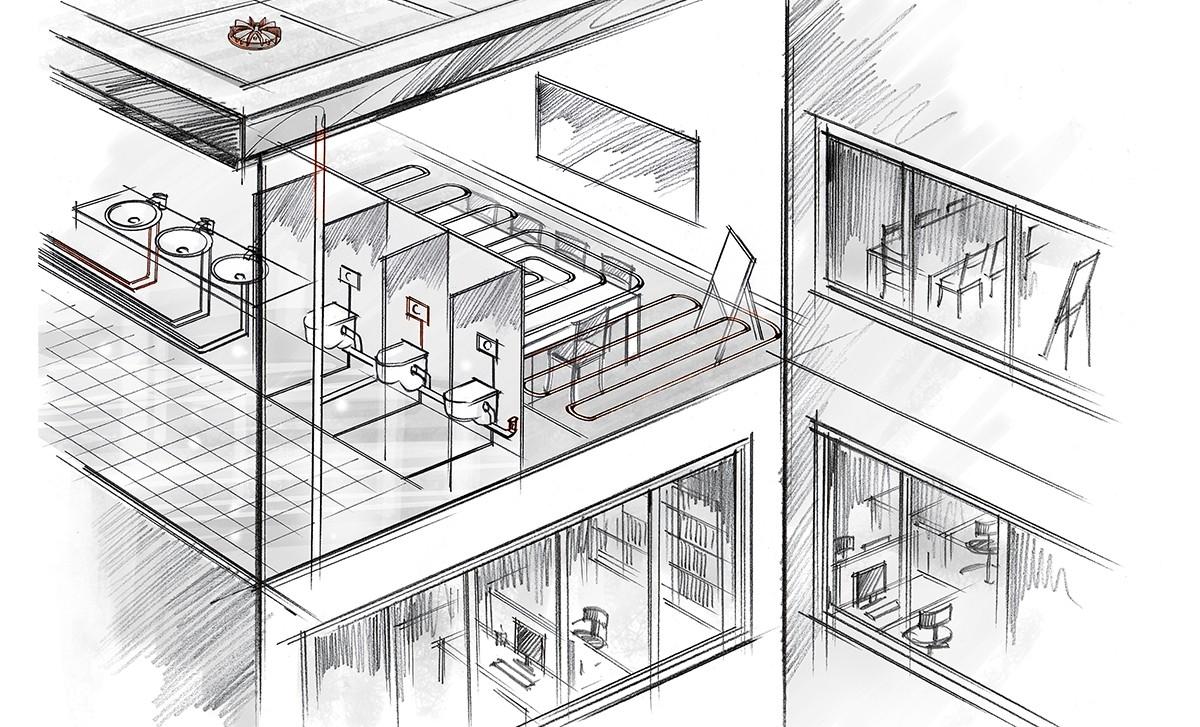 bureaux locaux administratifs nicoll. Black Bedroom Furniture Sets. Home Design Ideas