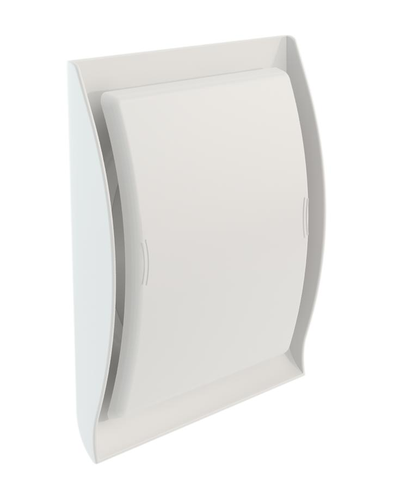 Grille de ventilation NEOLIA Design D.125 Gris anthracite NICOLL
