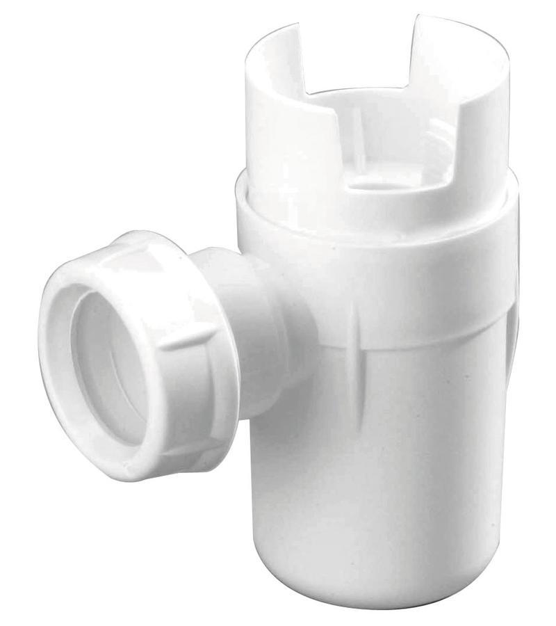 Siphon plastique pour groupe de s curit nicoll for Siphon groupe de securite