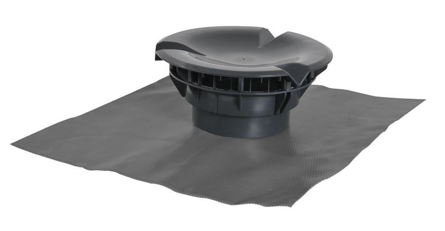 chapeau a raulique avec collerette d 39 tanch it atemax nicoll. Black Bedroom Furniture Sets. Home Design Ideas