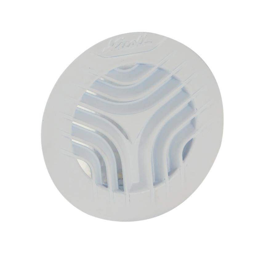 grille de ventilation int rieure avec moustiquaire nicoll. Black Bedroom Furniture Sets. Home Design Ideas