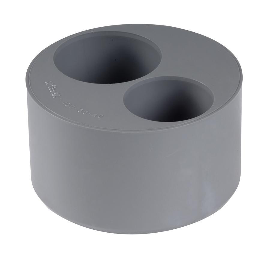tampon de r duction double m le femelle nicoll. Black Bedroom Furniture Sets. Home Design Ideas