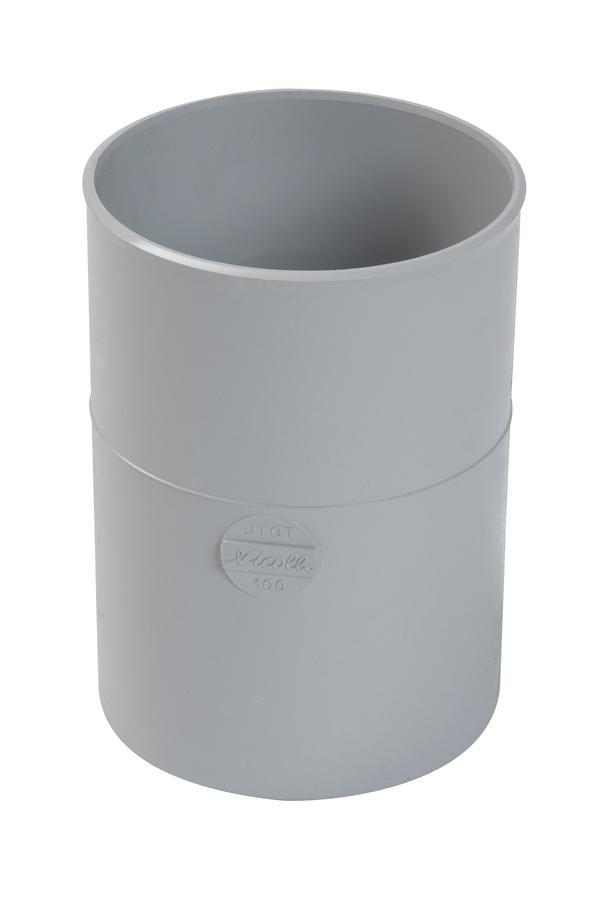 Manchon Pour Tube De Descente Cylindrique ø 100 Nicoll