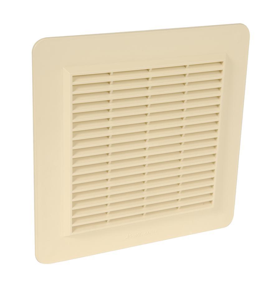grille de ventilation sp cial fa ade visser ou coller applique nicoll. Black Bedroom Furniture Sets. Home Design Ideas