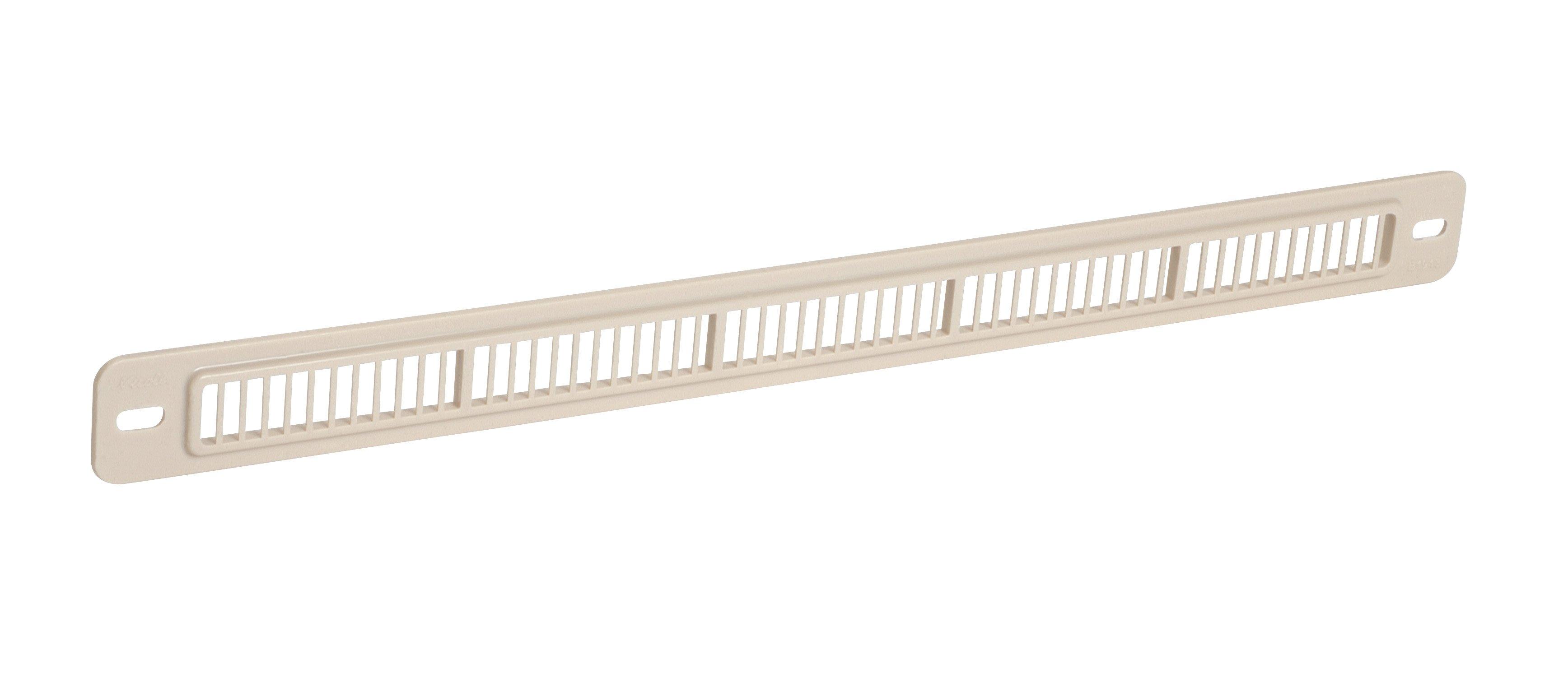 grille plate pour entr e d 39 air autor glable nicoll. Black Bedroom Furniture Sets. Home Design Ideas
