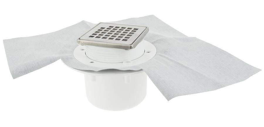 siphon pour sols carrel s nouvelle g n ration avec grille et cadre inox 304 sortie verticale. Black Bedroom Furniture Sets. Home Design Ideas