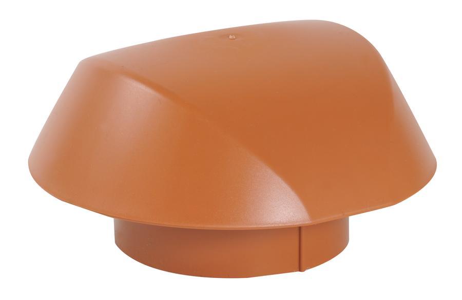 chapeau de ventilation simple avec moustiquaire atemax nicoll. Black Bedroom Furniture Sets. Home Design Ideas