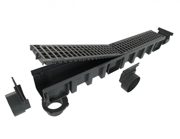 b125 garages parkings priv s connecto kenadrain nicoll. Black Bedroom Furniture Sets. Home Design Ideas