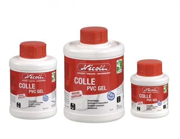 Nicoll-consommables colle