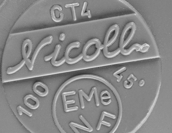 Tubes pvc nicoll for Tube pvc 100 diametre interieur