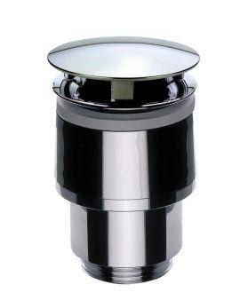 Bonde de lavabo /à ressort en laiton avec m/écanisme /à ressort